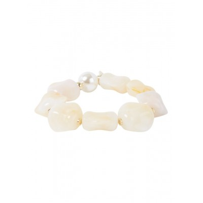 Camps & Camps Pearly Pebbles Harz Armband Perlmutt Frauen 1JEW60VN